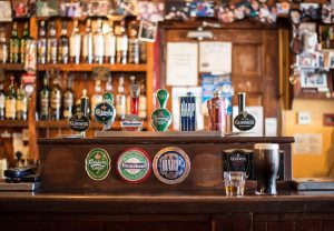 Changing face of the pub industry