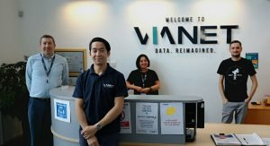 Apprenticeships as Vianet Continue to Grow and Invest from Within