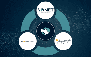 Vianet, Autograph & Liquidline team up on contactless payment solution