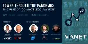 Power through the Pandemic: The Rise of Contactless Payment