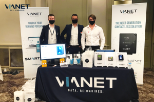 VIANET'S FIRST PHYSICAL EVENT IN OVER 18 MONTHS AT NIVO'S BUSINESS EXPO AND NETWORKING GOLF EVENT