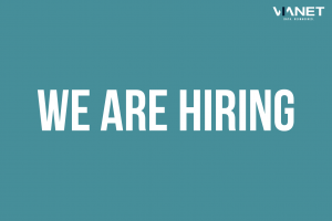 Vianet are growing with lots of exciting job opportunities to bring in new talent!